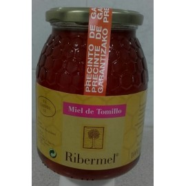 Miel de Tomillo.