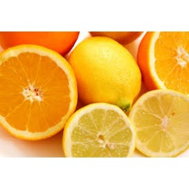 Naranjas para Zumo. Caja de 10 Kg+5Kg de Limones
