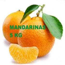 Mandarinas - Orri. Caja de 5 Kg.